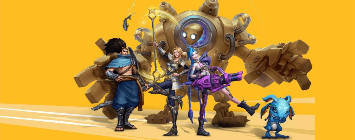 Wild Rift: Das neue LoL Mobile startet mit 41 Champions – Das sind sie