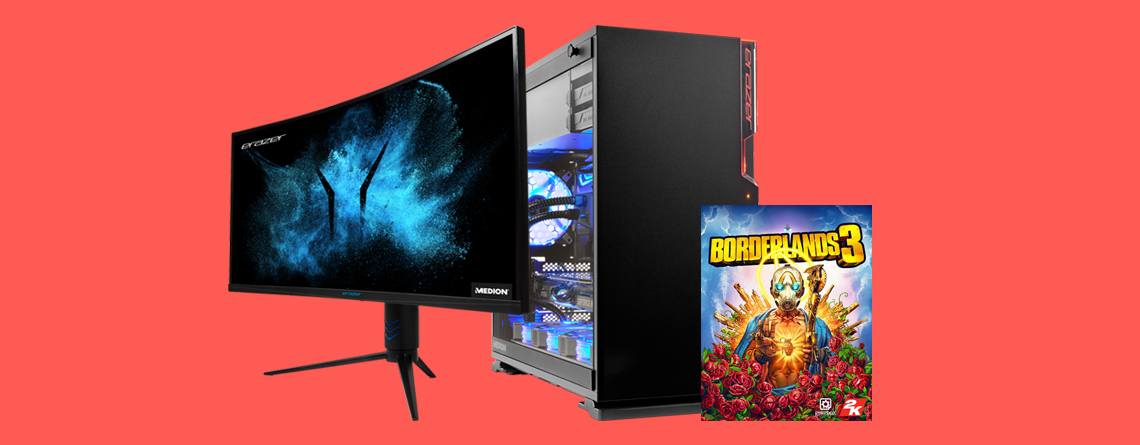 Gaming-PC mit starkem Rabatt