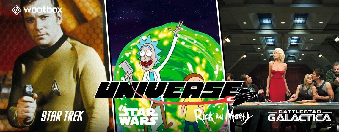 Wootbox »Universe« im Dezember