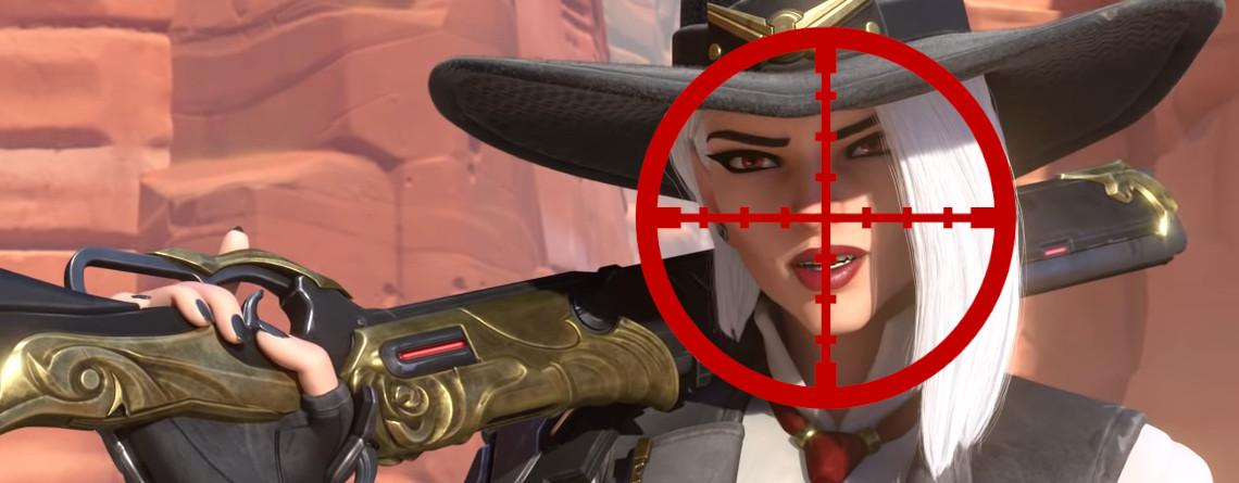 Das ist der wohl fieseste Sniper-Kill, der in Overwatch möglich ist
