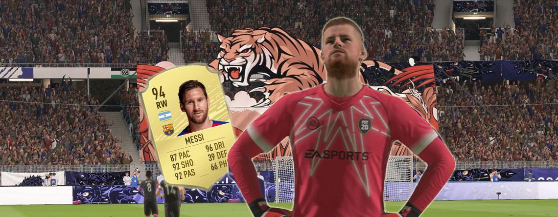 FIFA 20: So unwahrscheinlich ist es, dass Ihr die besten Spieler wie Messi zieht
