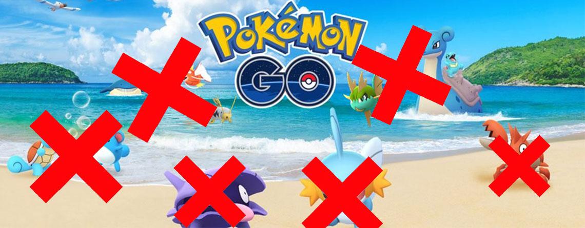 Eine Insel vermisst seit 7 Monaten Spawns – will ihr geliebtes Pokémon GO zurück