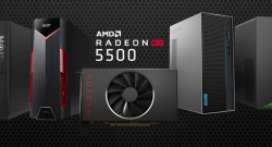 AMD Rx 5500er Serie angekündigt Titelbild