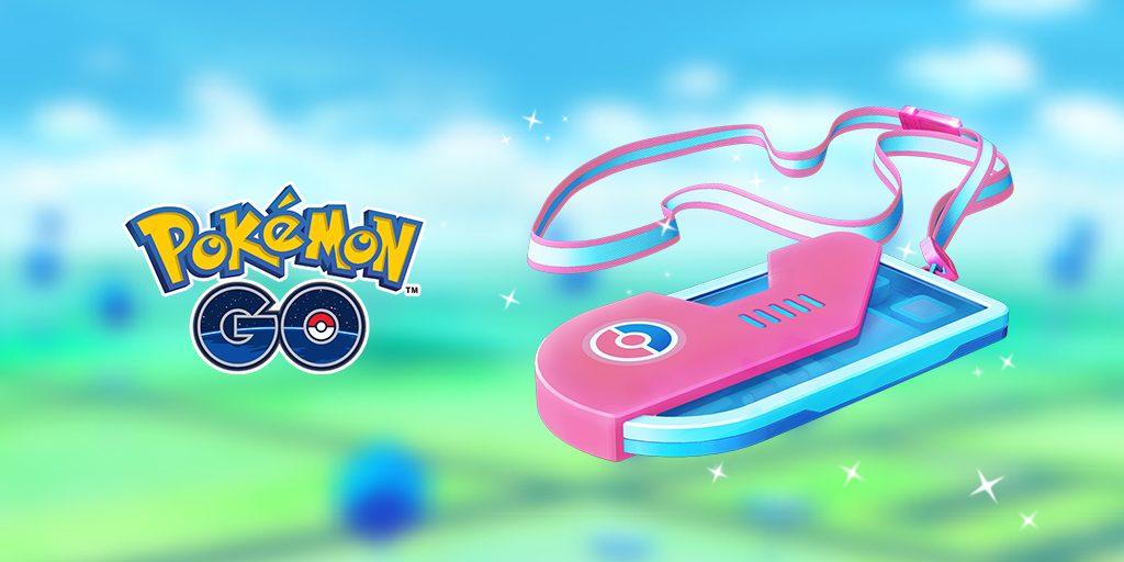 Ticket Pokemon GO