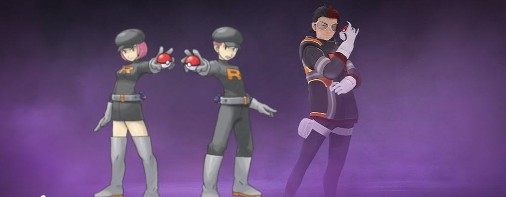 Pokémon GO verrät: Neuer Rocket-Boss Arlo war mal einer von den Guten