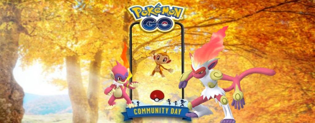 Pokémon GO: Community Day im November mit Panflam und diesen Boni