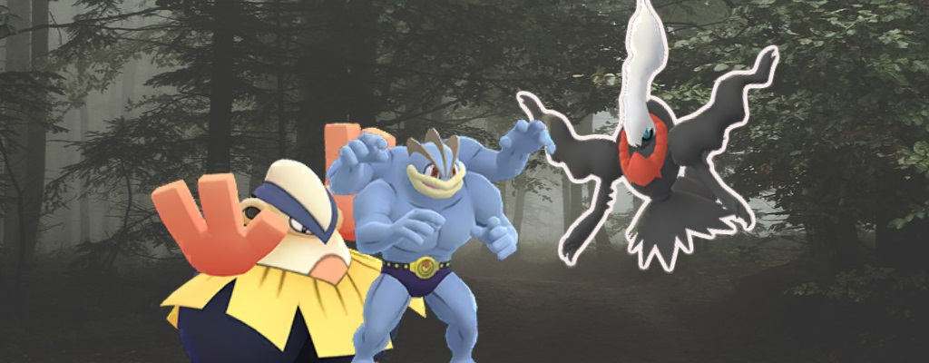 Pokémon GO: Darkrai Konter – Die besten Angreifer im Raid