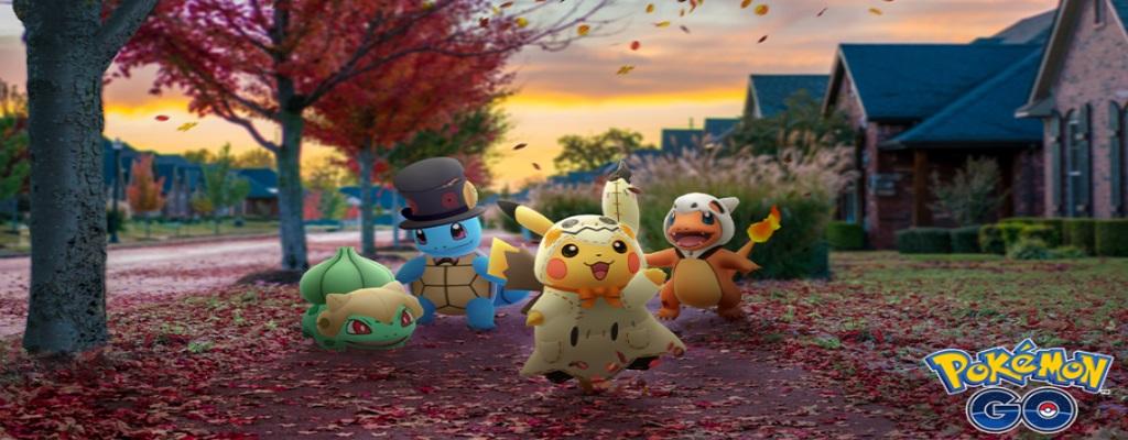 Halloween-Event 2019 in Pokémon GO: Neues Shiny und Darkrai kommen
