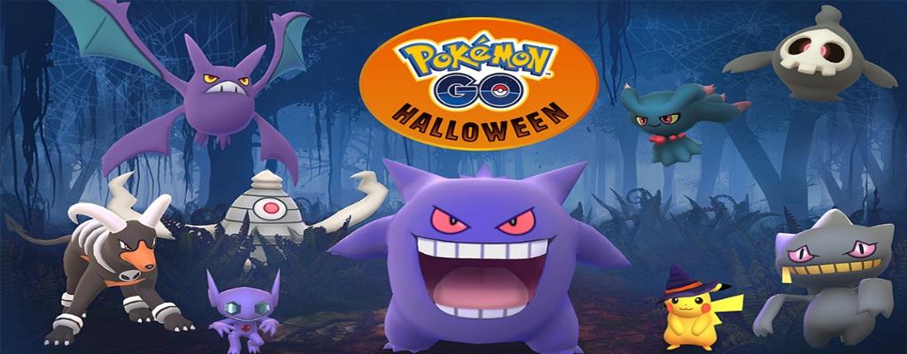 Darum ist Halloween für mich das beste Event in Pokémon GO