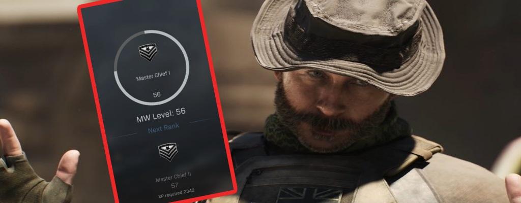 Spieler erreicht Max-Level in CoD Modern Warfare – Das ist sein Eindruck