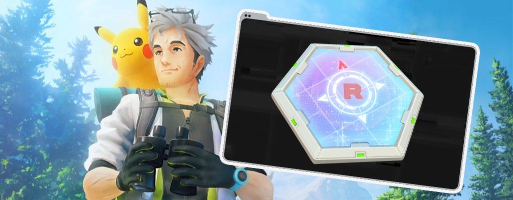 Pokémon GO zeigt Rocket-Radar, damit ihr Giovanni und Handlanger finden könnt