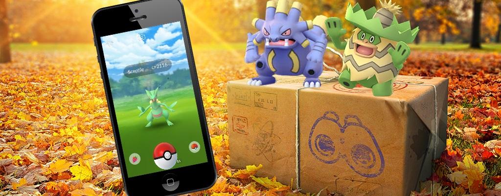 11 seltene Pokémon, die Ihr nun plötzlich in der Wildnis von Pokémon GO trefft