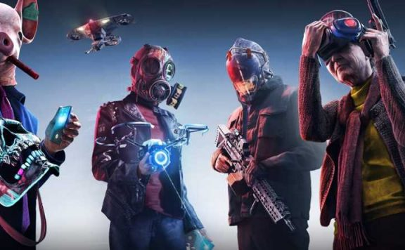 Watch Dogs Legion vier Hacker Titel