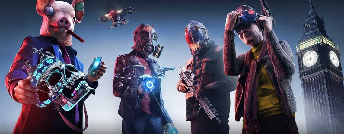Watch Dogs Legion wird endlich konkreter: Ihr wählt 20 Figuren aus 9 Millionen