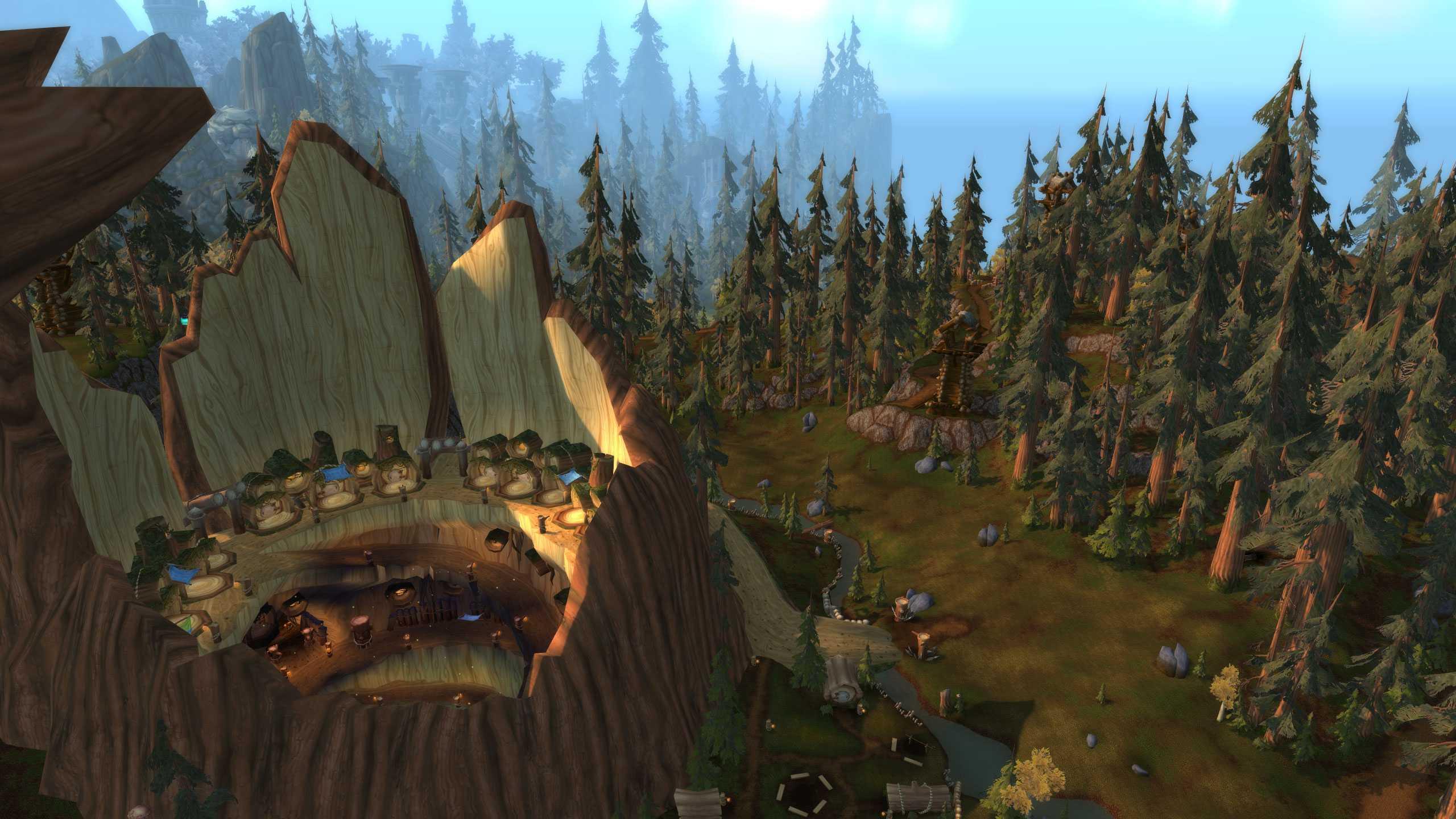 WoW Azeroth Quiz Grizzly Hills