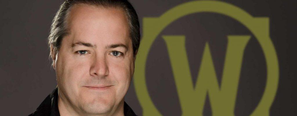 WoW Blizzard Chef J Allen Brack Titel