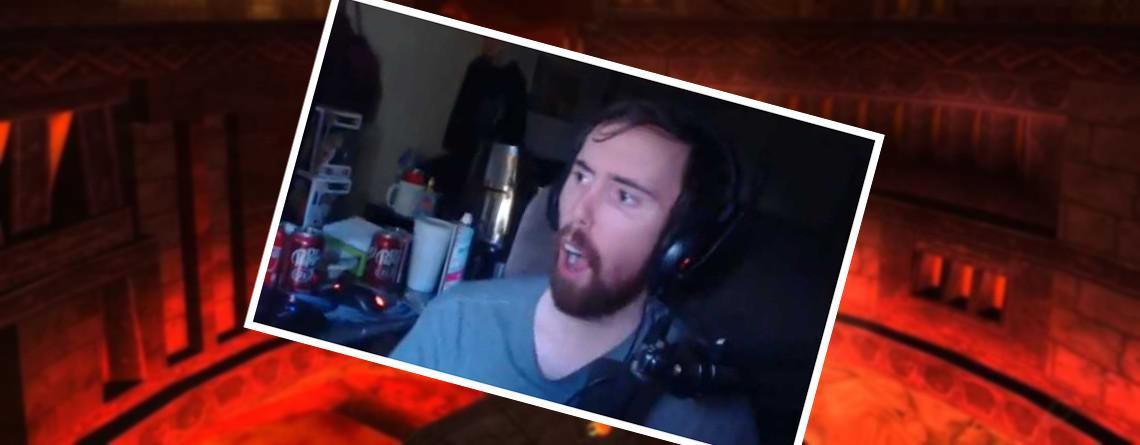 WoW Classic: Asmongold prahlt mit seiner Macht, wird von Raid überrannt
