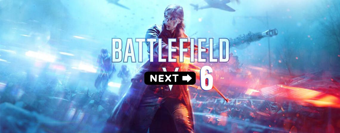 Battlefield 6 kommt frühstens 2021, wird innovativ – Das wünschen sich Spieler