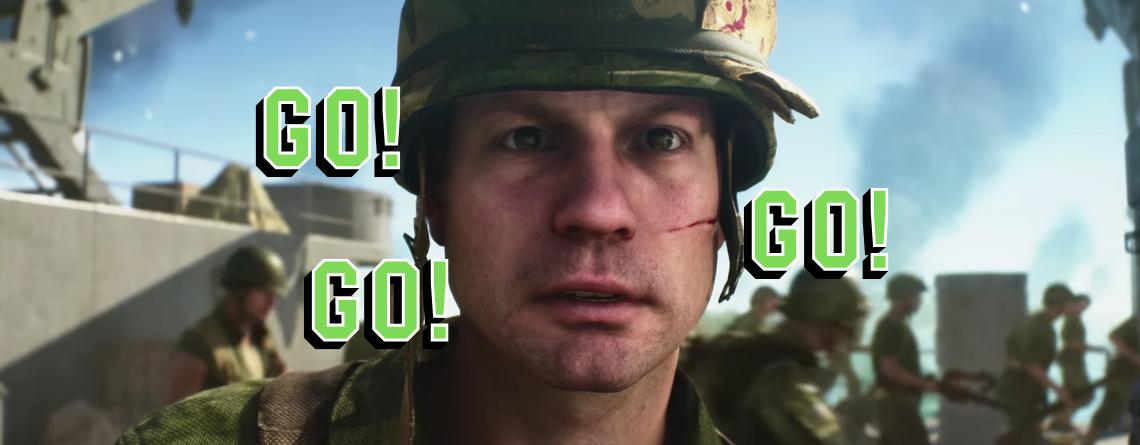 Alte Pazifik-Karten sollen Battlefield 5 retten – Wie stehen die Chancen?