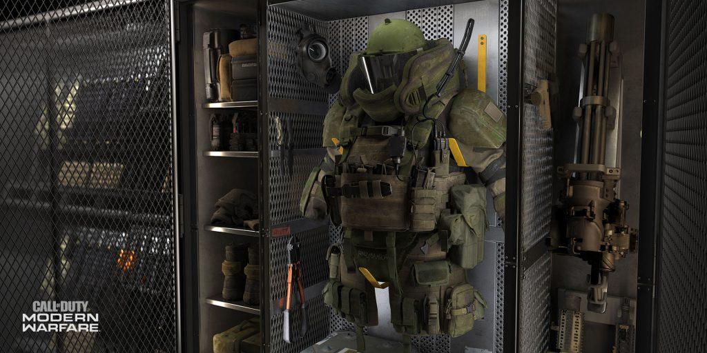 cod modern warfare juggernaut kampfanzug
