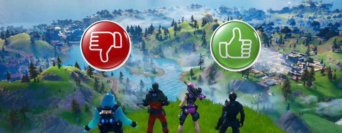 Fortnite: Neue Features und Map in Chapter 2 – Wie findet ihr sie?