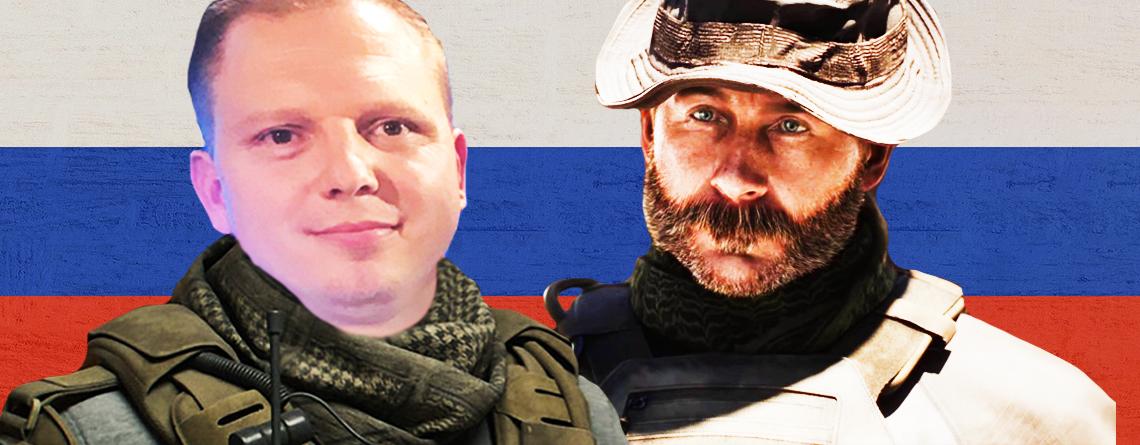 Als Shooter-Fan liebe ich CoD Modern Warfare – Als Russe blutet mein Herz