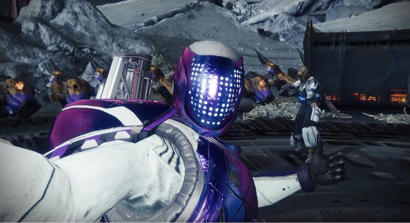Destiny 2: Hüter öffnet Autovermietung auf dem Mond, wird dafür gefeiert