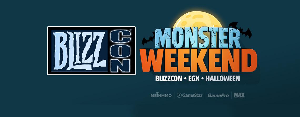BlizzCon 2019: Schaut mit uns zusammen die Eröffnungszeremonie