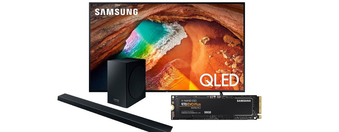 20 Prozent Rabatt auf ausgewählte Samsung-Produkte bei OTTO
