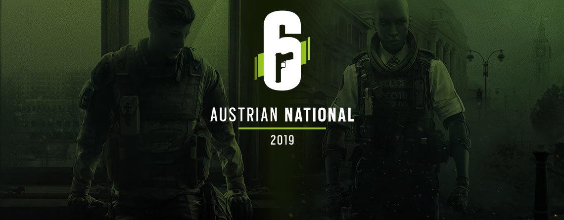 Seid live dabei: Rainbow Six Siege – Austrian National gestartet