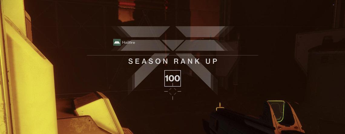 Destiny 2: Spieler erreicht jetzt schon höchsten Season-Rang, aber auf echt langweilige Art