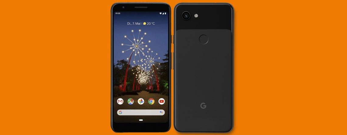 Google Pixel 3a und weitere Smartphones günstig im Saturn-Prospekt