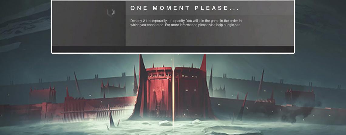 Erste Reaktionen zu Destiny 2: Shadowkeep  – Server-Probleme und viel Positives auf Steam