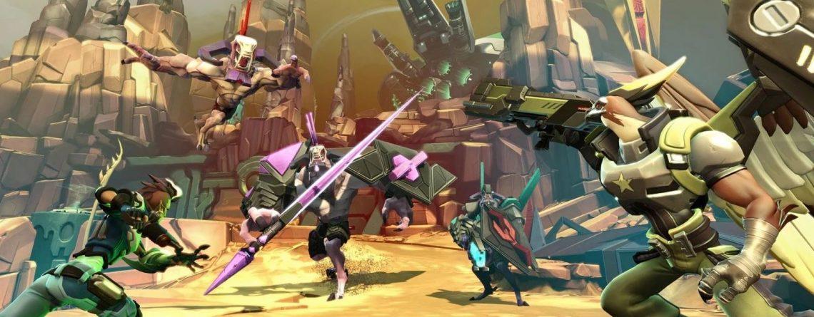Battleborn schließt 2021 endgültig, ist nicht mehr spielbar – Woran scheiterte es?