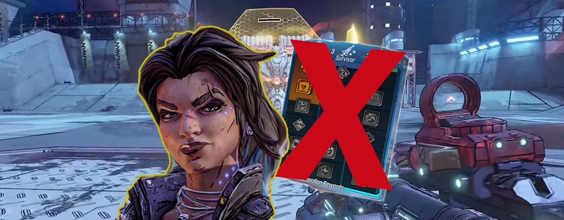 Borderlands 3: Letzter Patch fixt viele kleine Probleme, jedoch nicht das größte