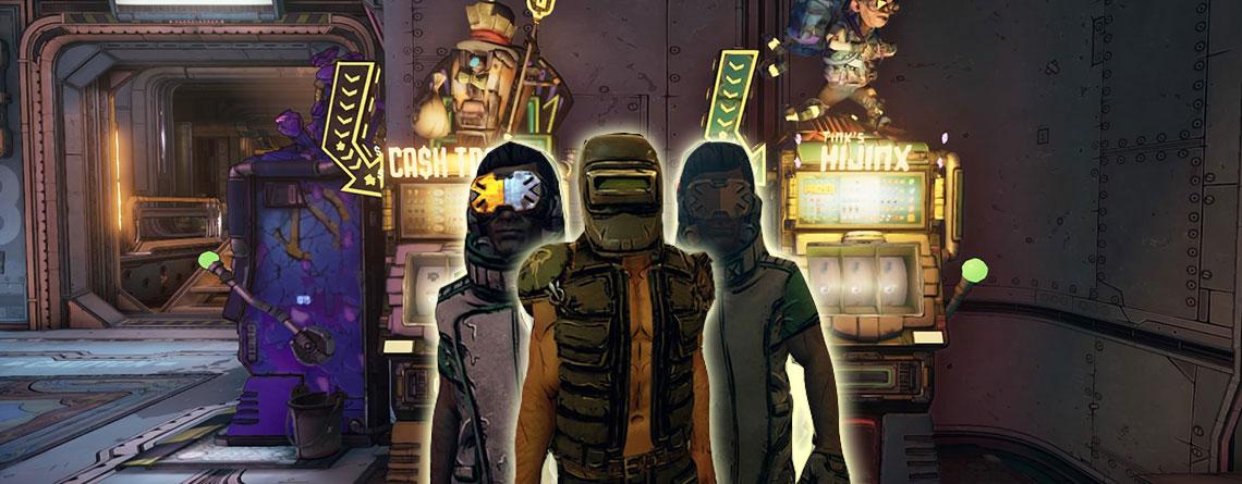 Borderlands 3: Rücksichtsloses Glücksspiel auf der Sanctuary lässt NPCs leiden