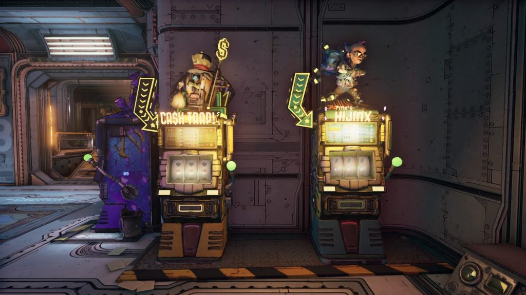 Borderlands 3 Slot Maschine