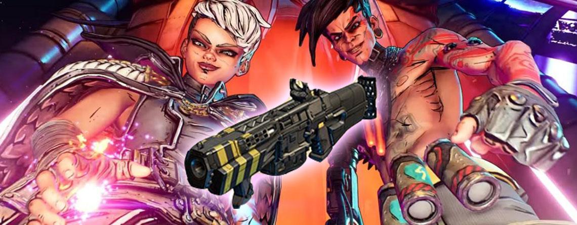 Borderlands 3: Spieler vermissen gesalbte Waffen – Fehlt der Buff?