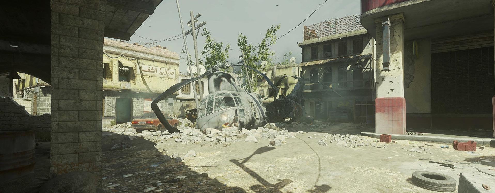 Sieht aus, als bringt CoD Modern Warfare eine der beliebtesten Karten zurück