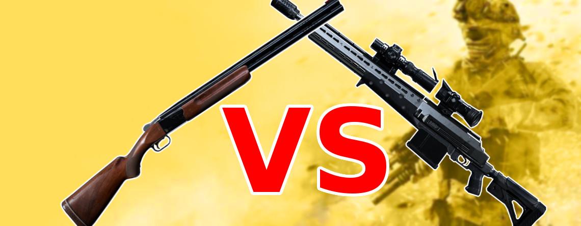 CoD Modern Warfare – Clip zeigt, dass Schrotflinten sogar Sniper ausstechen
