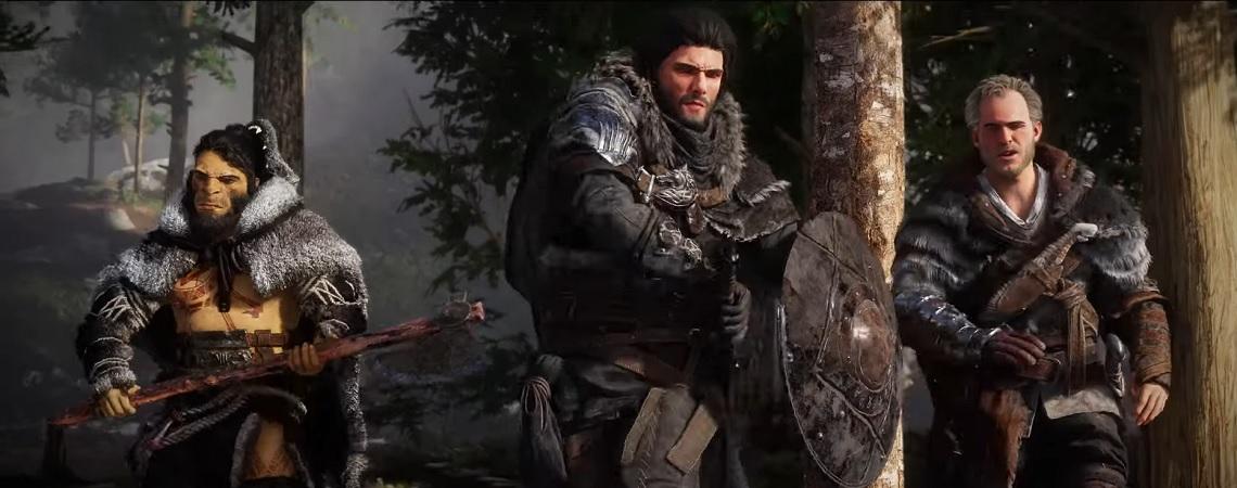 Ein neues PC-MMORPG wurde angekündigt und es sieht fantastisch aus