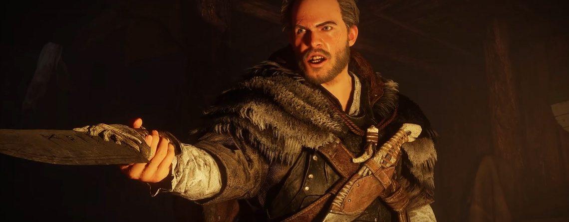 Neues MMORPG Crimson Desert zeigt ersten Trailer – Erinnert an Game of Thrones