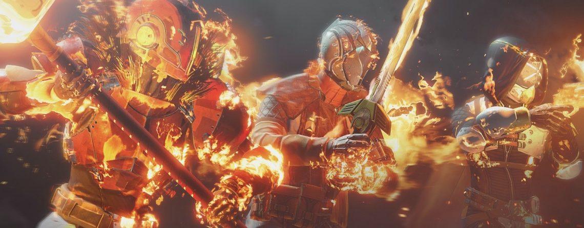Destiny 2: Seht hier die neuen Solar-Buffs für Titanen und Warlocks in Aktion