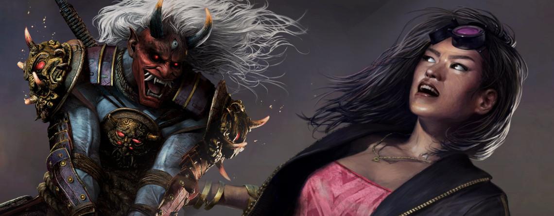Dead by Daylight: Killer Oni verteilt Onehits, Überlebende bauen Paletten wieder auf