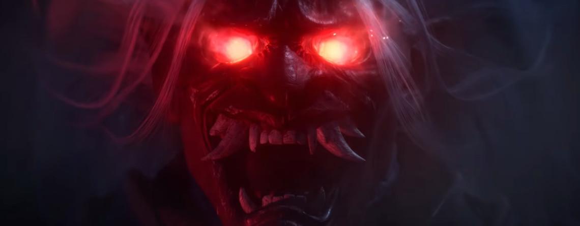 Neuer Killer in Dead by Daylight ist ein verdammter Samurai-Dämon