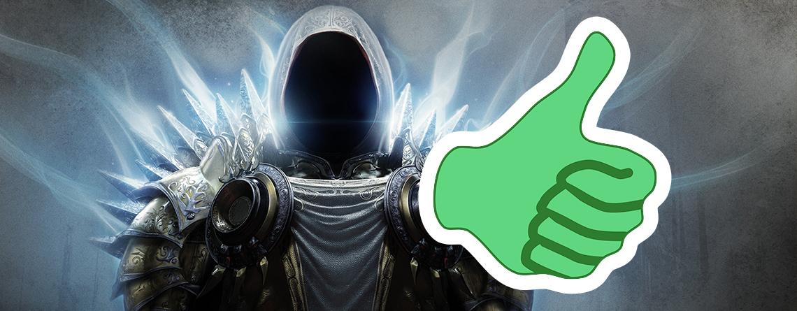 In Season 19 von Diablo 3 macht mir das öde Leveln wieder Spaß