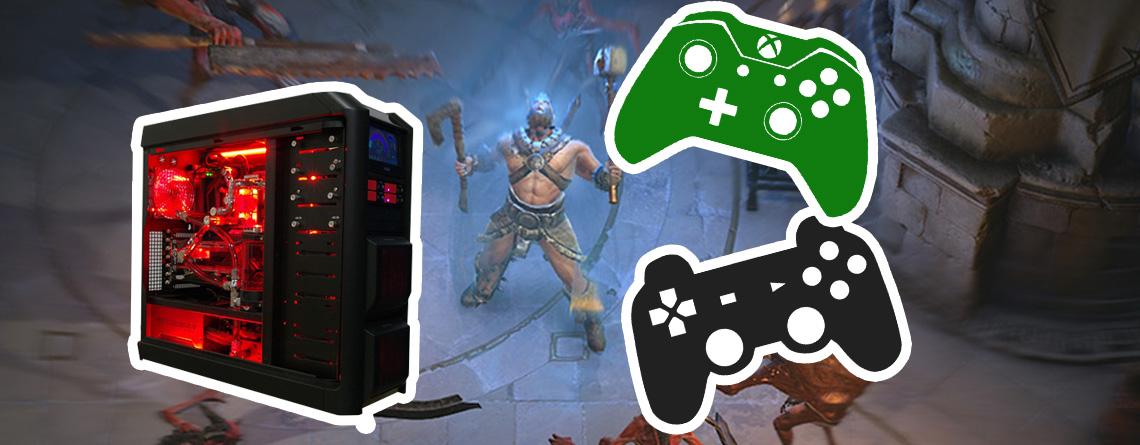 Diablo 4 mit Crossplay zwischen PC und Konsolen? Das sagt Blizzard