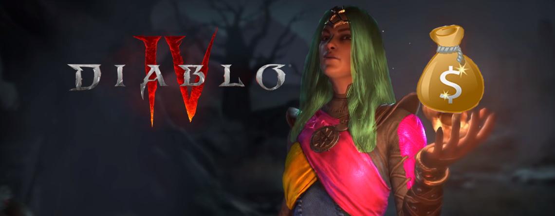 Diablo 4: Was genau sagt Blizzard zu Mikrotransaktionen? Hört es euch an