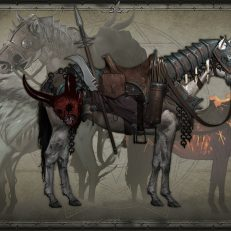 Diablo 4 Reittier