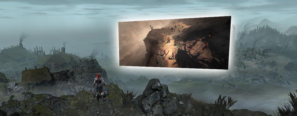 Blizzard präsentiert erste 4K-Screenshots von Diablo 4 – Sie zeigen den düsteren Look